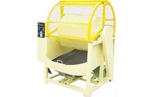 Single barrel octagonal rotary barrel machine