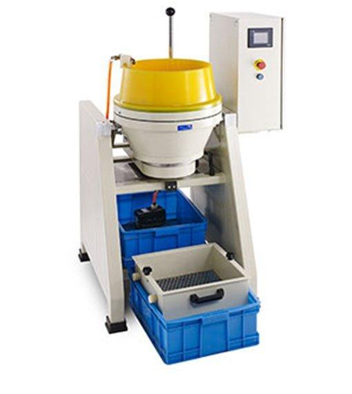 1. VA series centrifugal disc finishing machine 1