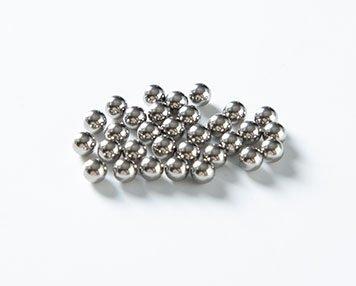 17. Stainless steel ball tumbling media