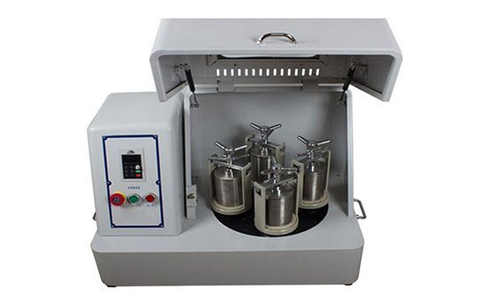 2. 2 Liter vertical planetary ball mill