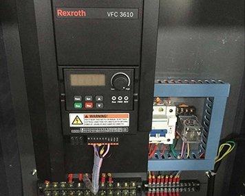 2. Bosch Rexroth VFD 8