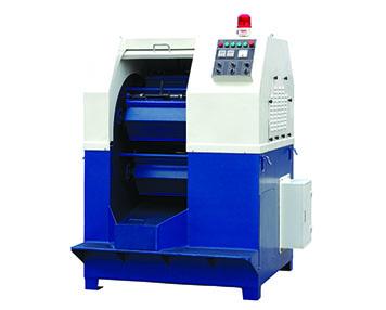 2. Centrifugal barrel finishing machine 1