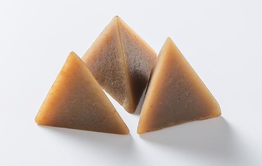 2. Plastic media tetrahedron