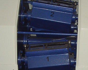 2. Tilt centrifugal barrel machine