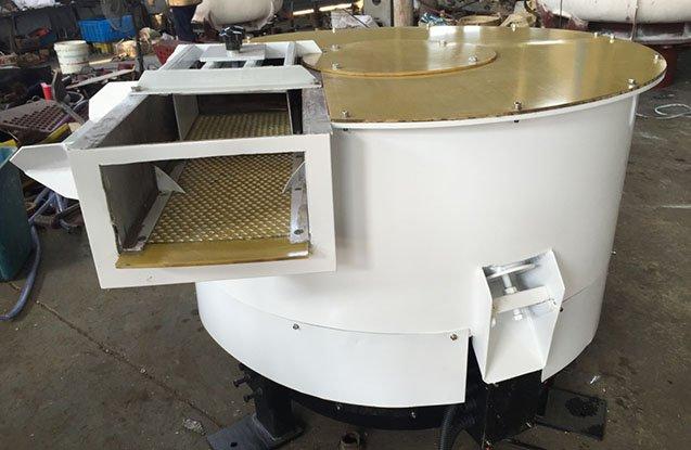 2. vibratory dryer