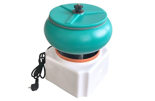 2. vibratory tumbler