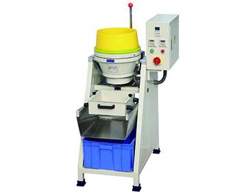 Centrifugal disc finishing machine