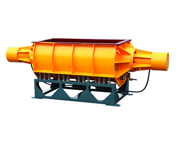 3. Trough vibratory finishing machine 2