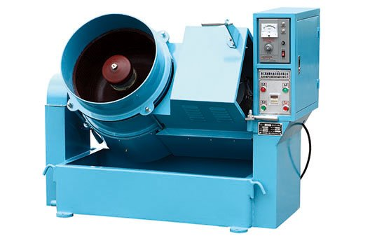 4. Centrifugal disc finishing machine 2