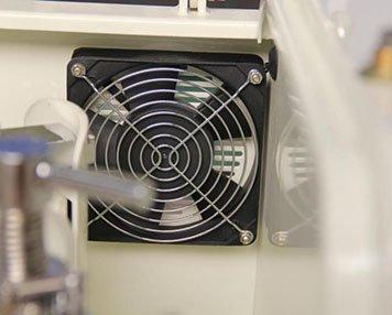 4. Heating dissipation fan
