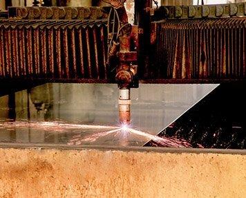 4. Laser cutting