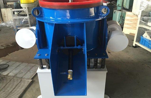 4. aluminum wheel polishing machine