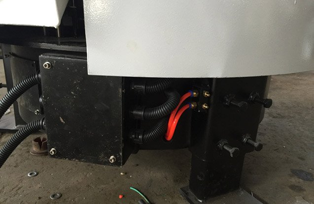 4. vibratory dryer heating element