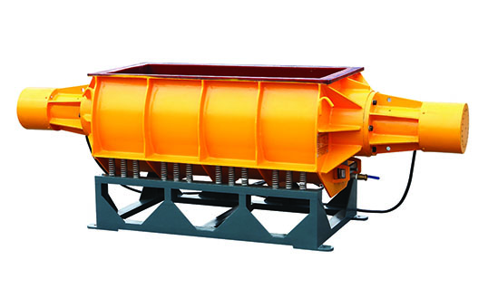 TVB(A) tub vibratory finishing machine