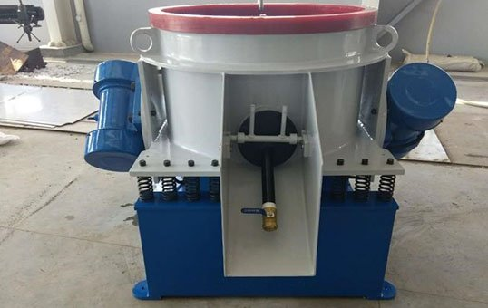 7. Wheel vibratory finishing machine