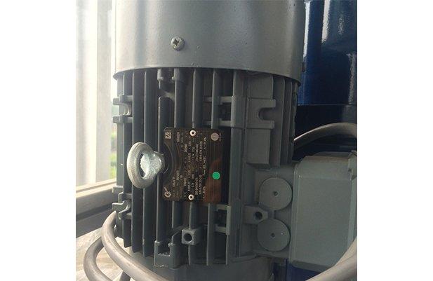 CF50 Zero Gap centrifugal disc finishing machine polishing machine buffing machine details5