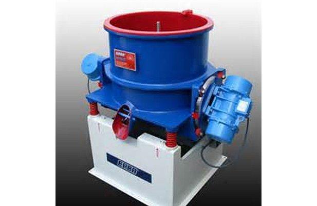 Car Wheel vibratory polishing machine buffing machine details2