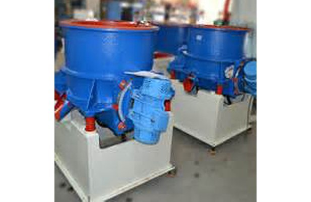 Car Wheel vibratory polishing machine buffing machine details3