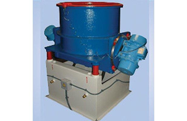 Car Wheel vibratory polishing machine buffing machine details4