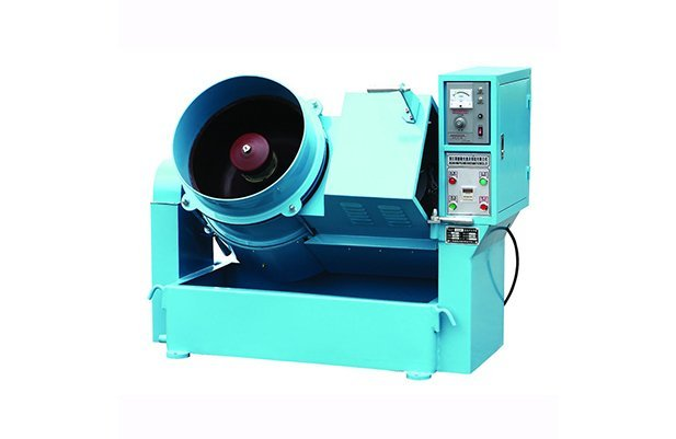 LDG120 Centrifugal disc finishing machine deburring machine polishing machine buffing machine details2
