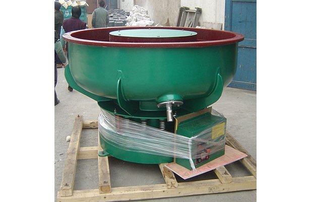 PZGB600 vibratory finishing machine with Straight wall bowl details2