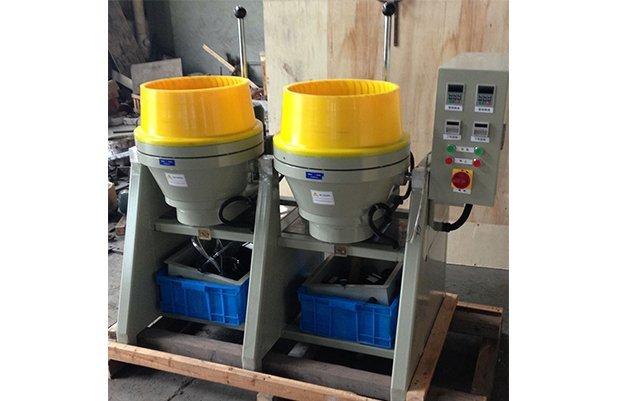 VA38 adjustable small gap centrifugal disc finishing (wet/dry)