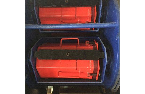 XGP36A Centrifugal barrel finishing machine details3