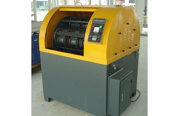 XGP40 Centrifugal barrel finishing machine with 48 small barrel design polishing machine buffing machine details5