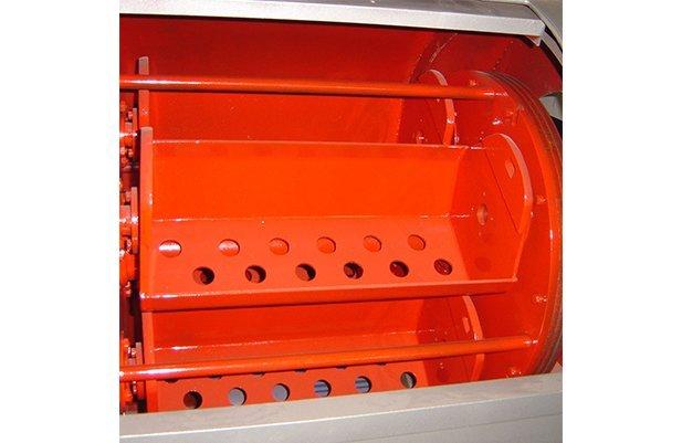 XGP40 Centrifugal barrel finishing machine with 48 small barrel design polishing machine buffing machine details7