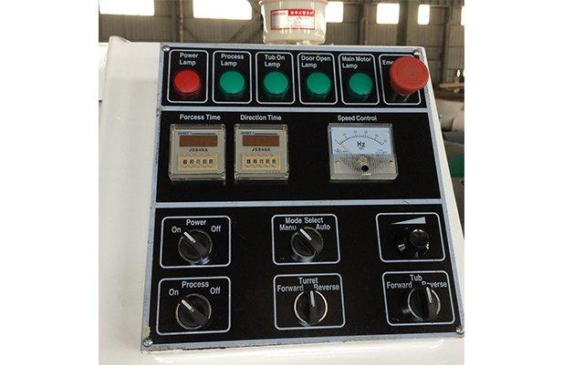 XGP60 Centrifugal barrel finishing machine details3