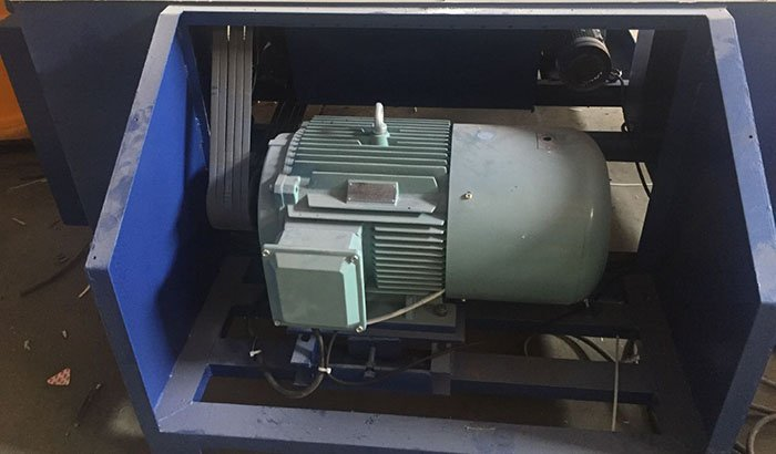 centrifugal barrel machine main motor