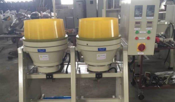 centrifugal disc finishing machine VA20-2