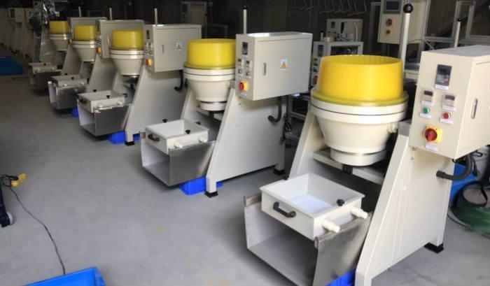 centrifugal disc finishing machine VA38