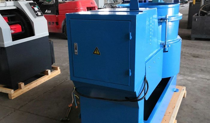 centrifugal disc finishing machines 120 liter