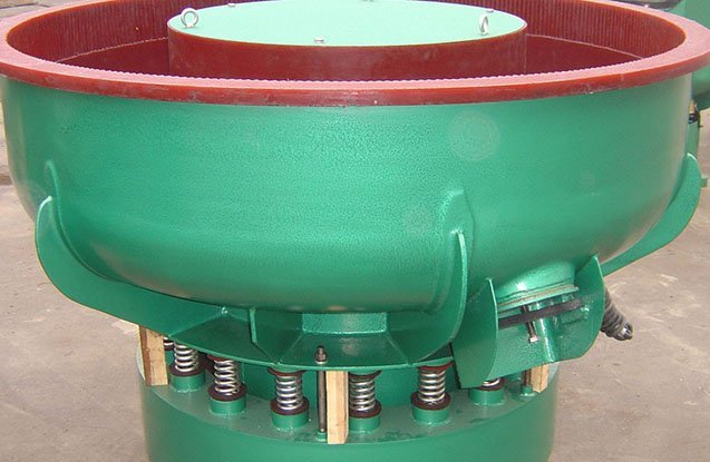 ceramic polishing machine