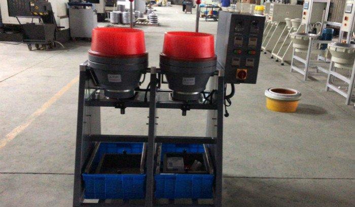 red va20-2 centrifugal disc finishing machine