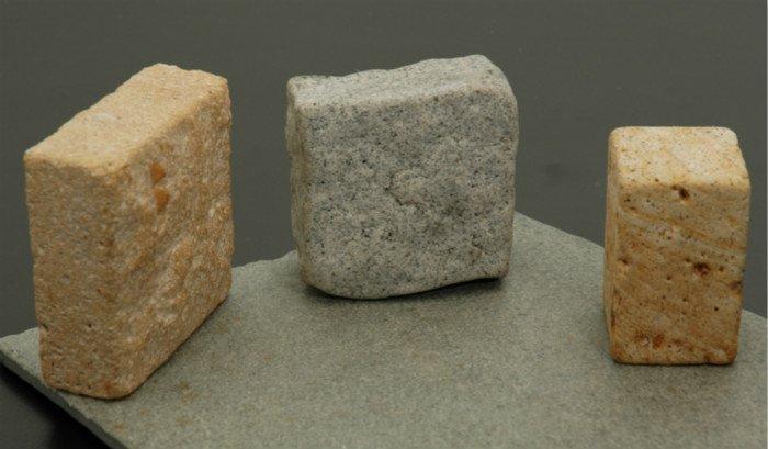 stone antique treatment finishing