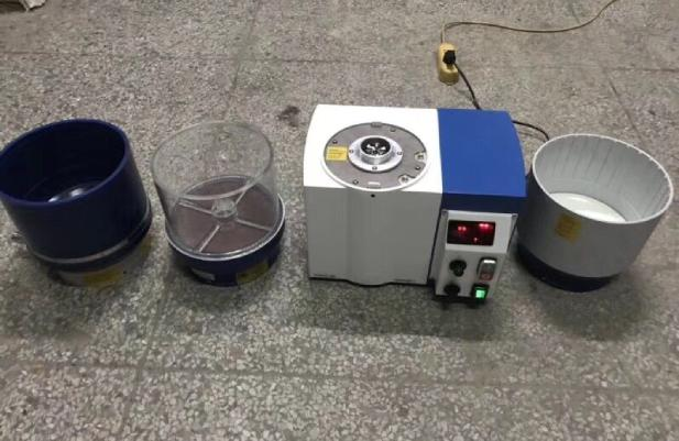 Otec eco maxi centrifugal disc finishing machine 3 in 1