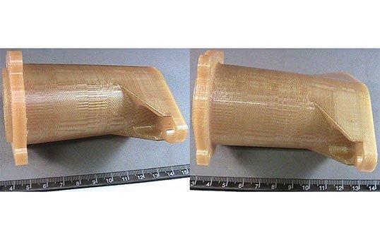 3D post processing plastic fittings