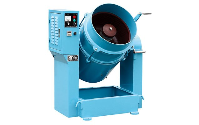 50 liter centrifugal disc finisher