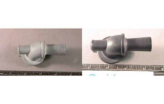 Automotive 3D Printing Post Processing Surface Finish