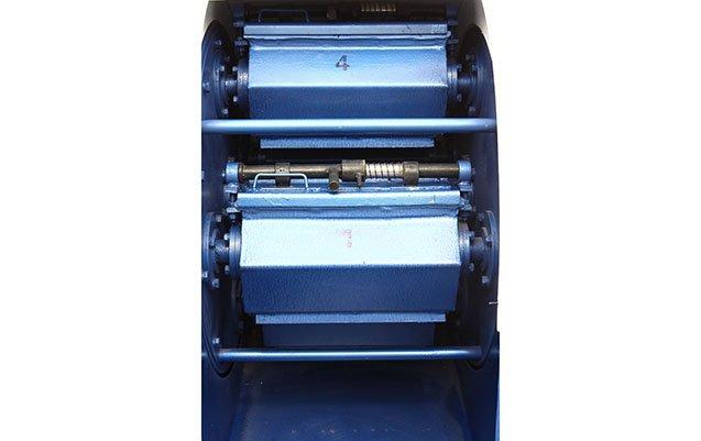 Centrifugal barrel finishing machine for metal polishing fix barrel