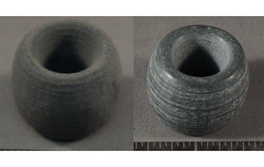 Coupling Improve surface for functionality