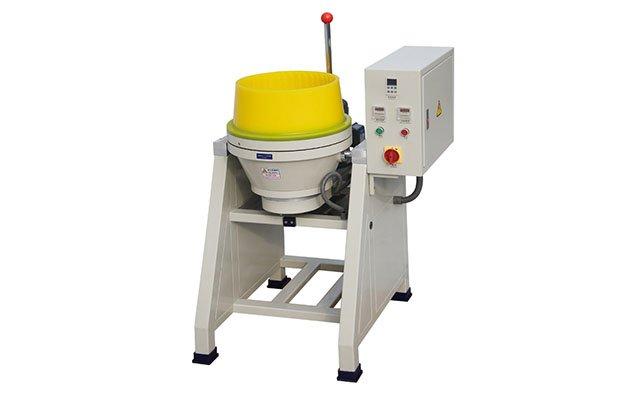High precision centrifugal disc finishing machine VA38