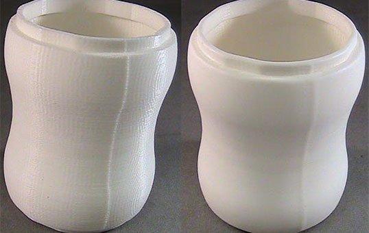 PLA post processing vacuum tube