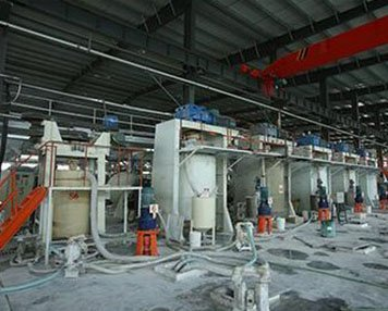Raw Material Milling