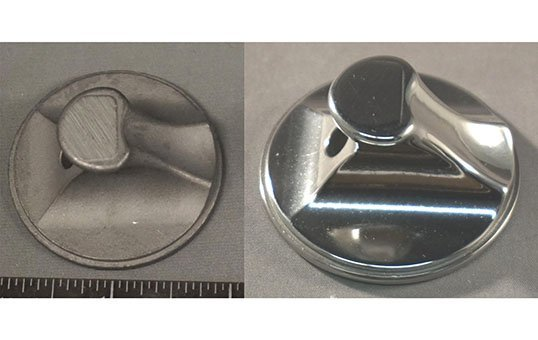 Stainless Steel Medical Stethoscope surface finish and polish