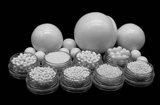 Zirconia beads Product catalog