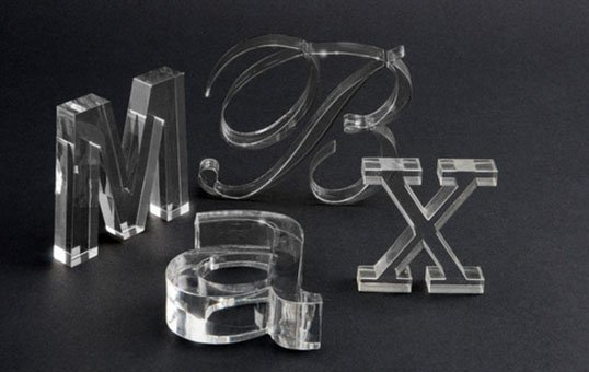 arylic laser cut parts deburring
