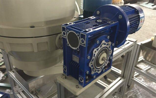 automatic unloading centrifugal disc finishing machine